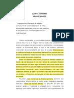 marco teorico ejemplo