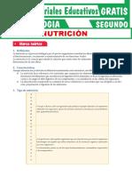 La-Nutrición-para-Segundo-Grado-de-Secundaria