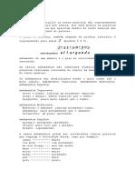 Musicografia Braille - Texto de pauta