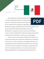 MUN Position Paper