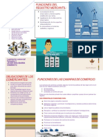 FOLLETO CAMARA DE COMERCIO Y REGISTRO MERCANTIL 2