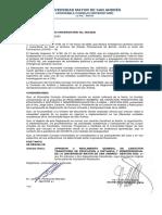 Res HCU 069 - 20 REG. EDUCACIÓN A DISTANCIA Y SEMIPRESENCIAL UMS