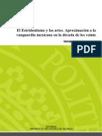 Corella - El estridentismo y las artes. Aproximacion a la vanguardia mexicana en la decada de los....pdf