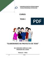 MODULO GUIA PROYECTO DE INVESTIGACIÓN
