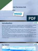 Blend- Corporate Profile New
