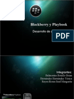 Blackberry y Playbook