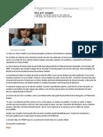 Condenan a catedrática por plagio (Colombia, 2010)