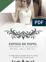 Anais Valcarcel - Esposa de papel