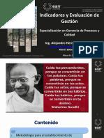 INDICADORES Y EVALUACIÓN DE GESTIÓN-2