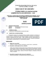 89380BASES-ANEXOS CONVOCATORIA CAS N°001-2020