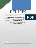 ELEMENTOS DEL IEPS