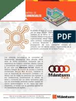 Brochure MantumFAM Centros Comerciales
