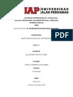 RESPONSABILIDAD SOCIAL EMPRESARIAL 1ER TRABAJO CASTILLO BARRIOS ALEXANDER