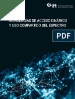 TECNOLOGÍAS DE ACCESO DINÁMICO Y USO COMPARTIDO DEL ESPECTRO