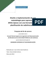 Diseño e implementación de una metodología para representar White Spaces con una herramienta de planificación de radiofrecuencia.pdf