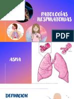 Patologías respiratorias clase numero 2 intra