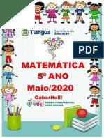 CHAVE DE CORREÇÃO ATIVIDADE MAIO-2-convertido