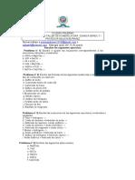 SOLUCION TALLER NOMENCLATURA GRADO 11