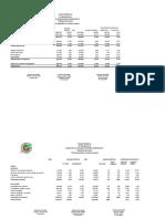 Ejercicio numerico de analisis horizontal y vertical