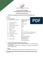 SPA - Patologia y Reparación 2018-I