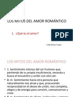 Los mitos del amor actual