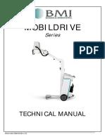 Mobildrive Series 4-15-16-30 - Technical Manual [230v - 50 Hz - Dbq26-En - Rev 01]