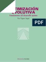Optimización evolutiva. Fundamentos del desarrollo óptimo.pdf