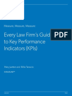 Every Law Firm's Guide to Key Performance Indicators KPIs