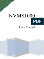 manual NVNS 1000