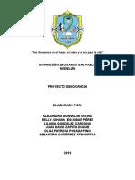 PROYECTO DEMOCRACIA 2019.doc