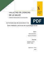 ANALISIS CRITICO DEL NIÑO ALBERT Y FORO-PATTY