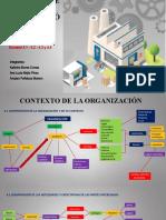 AUDITORIA CONTEXTO DE LA ORGANIZACION