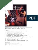 DC0025 - Los Monarcas Del Papaloapan - El Son Jarocho