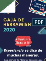 EJF - Caja de Herramientas 2020
