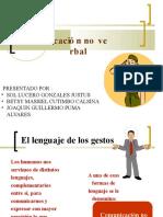 GESTUALIDAD DE LAS PERSONAS