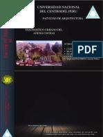 DIAGNOSTICO URBANO DEL ANEXO COCHAS