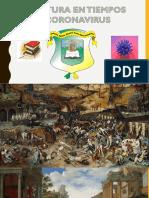 3) LITERATURA EN TIEMPOS DE CORONAVIRUS