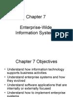 Enterprise wide system