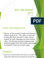 GREEK-AND-ROMAN-ARTS