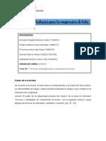 Tarea S9 - Técnicas y estrategias para la comprensión de textos (1)