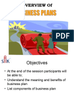 BUSINESS PLAN for ICD.ppt