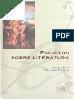 Vedda. Introducción. Marx y Engels. Escritos sobre literatura..pdf
