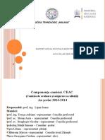 Raport anual de evaluare internă a calităţii.pptx