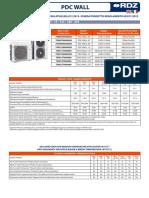RDZ heat pumps_Certified by POLITECNICO LABORATORY