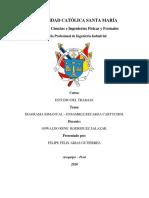DIAGRAMA BIMANUAL - RECARGA DE CARTUCHOS