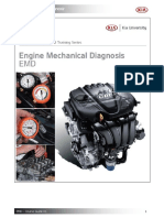 Engine Mechanical Diagnosis Course
