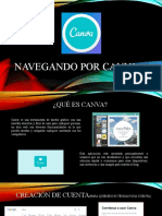 NAVEGANDO POR CANVA (Sesion #5)
