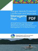 SIPLAS Management Plan