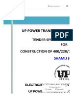 UPPTCL.pdf _ Electrical Substation _ Switch _ Free 30-Day Trial _ Scribd