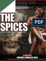 The Spices by Adewole Damiloa Sola